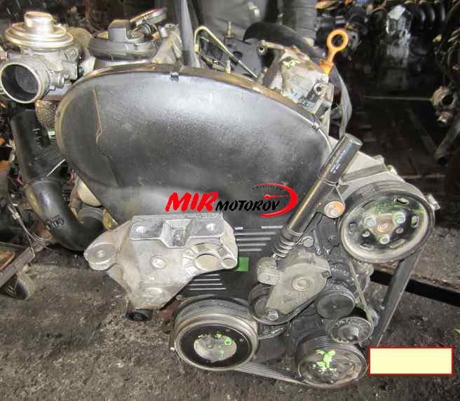 двигатель skoda octavia 1.9 tdi 2001