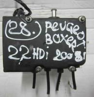 Модуль ABS (блок ABS) Bosch 0265231617  51725097 для Пежо Боксёр 2.2тди Peugeot Boxer 2.2 HDI  2006 2007 2008 2009 2010 год